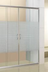 【浪华】金龙5809型(移门)淋浴房