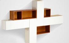 设计形式创意 收纳能力十足吊柜推荐