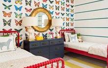 亮色儿童房设计 童真空间轻松打造