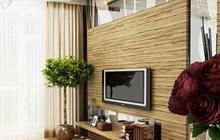 小户型背景墙 能利用角落的背景墙