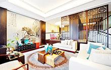 中式客厅如何隔断 23图给你答案