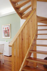 楼梯装修新风尚 14款镂空楼梯设计