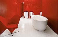 糖果色背景点缀 15款实用卫浴挂件设计