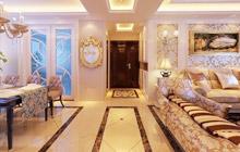 欧式古典风 17款欧式走廊装修图