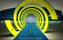 时尚未来风 16款现代时尚走廊设计