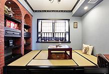 104平中式大宅设计