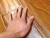 中超实木复合地板FG8028 仿古浮雕性能优越