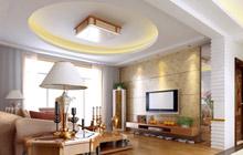 天花板吊顶设计有讲究 各区域大不同