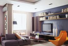电视背景墙什么色调比较好