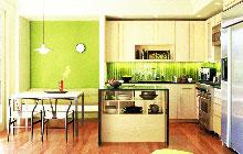19种厨房空间设计 开放与半开放式风格大PK
