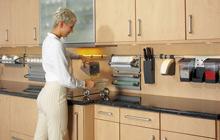 二、厨房的设计应适合主妇的身高