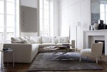 低调的艺术 灰白色装出的气质单身公寓