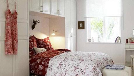 一见倾心 10个美cry的小户型卧室