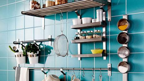 不要凌乱厨房 支招厨房收纳技巧
