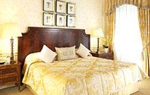 晨起沐浴阳光 13个黄色卧室设计