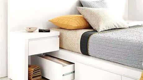 10个小户型卧室收纳床 让收纳隐于无形
