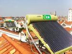 2、太阳能热水器安装:注意细节