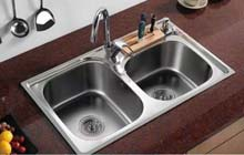 不锈钢水槽,你真的会清洁吗?