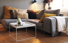 10个小户型客厅装修效果图 惬意蜗居生活